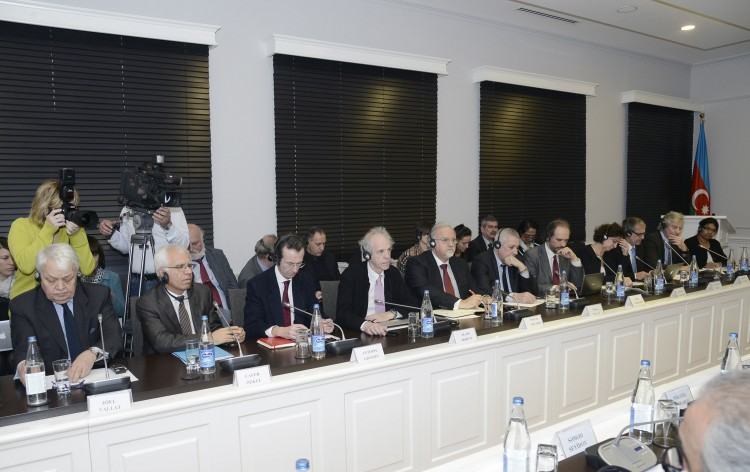 Расширяется сотрудничество между высшими учебными заведениями Азербайджана и Франции - ФОТО