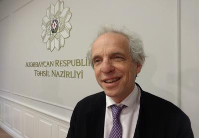 Азербайджан и Франция намерены углубить отношения в сфере образования - Президент Страсбургского университета - ФОТО