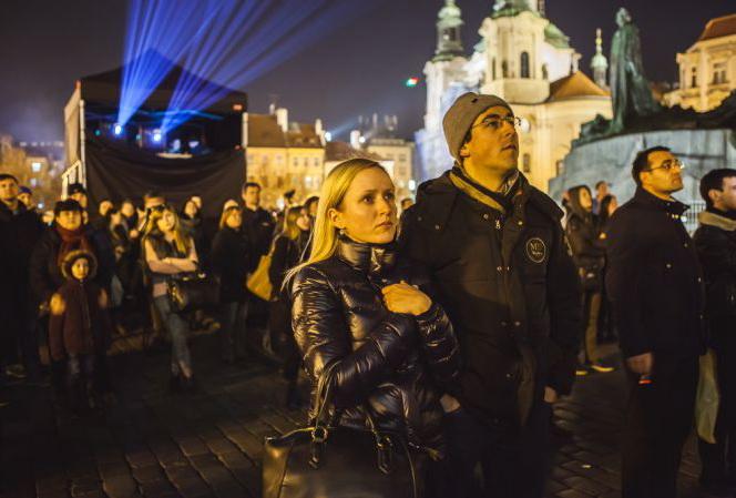 «Ветра скорби» в сердце Праги: как европейцам рассказали о трагедии Ходжалы сквозь призму искусства - ВИДЕО