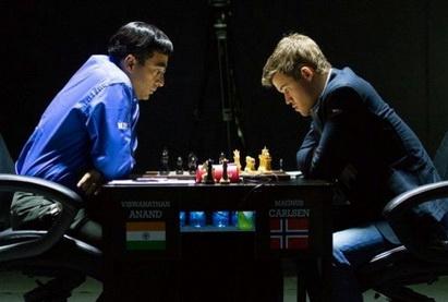 Магнус Карлсен и Виши Ананд уже в Азербайджане