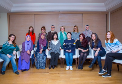 Сообщество мам Active Mom's Club посетила акушер-гинеколог из Германии - ФОТО