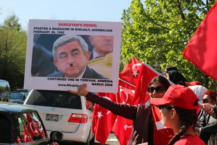Как армяни передали турков