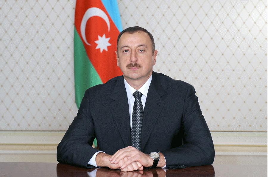 Президент Ильхам Алиев взял под личный контроль расследование дела о пожаре в жилом здании в Баку