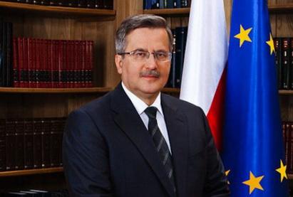 Польский президент выразил соболезнования Ильхаму Алиеву