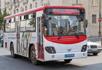 Общественный транспорт Баку переходит на 20-часовой график работы – ВИДЕО