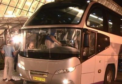 Армянские спортсмены прибыли в Баку для участия в Европейских играх