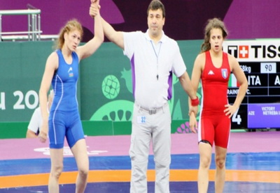 Евроигры: Анжела Дороган завоевала для Азербайджана 8-е золото - ОБНОВЛЕНО