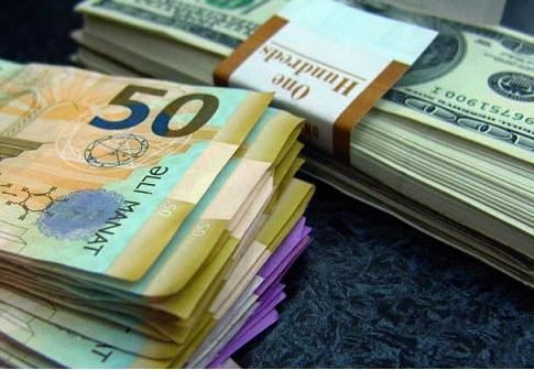 Динамика курса азербайджанского маната (AZN) к рублю