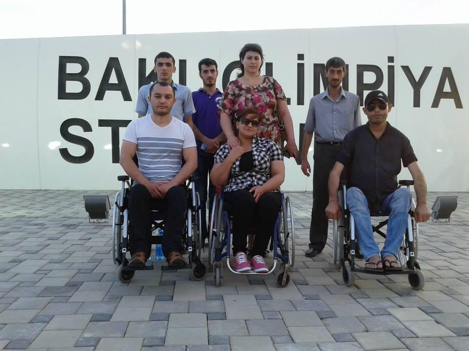 18 молодых людей с ограниченными возможностями здоровья стали  волонтерами на Первых Европейских Играх – ФОТО