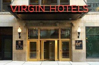 Ричард Брэнсон реформирует гостиничный бизнес - ФОТО