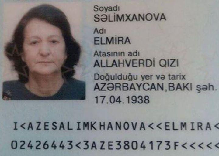 В Баку найдена пропавшая без вести 77-летняя женщина – ФОТО – ОБНОВЛЕНО