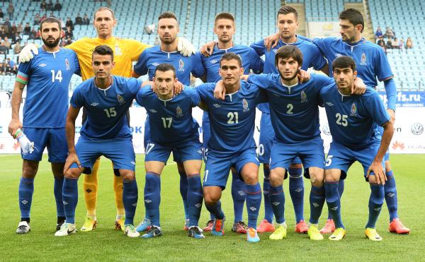 Азербайджанский футбол сборная
