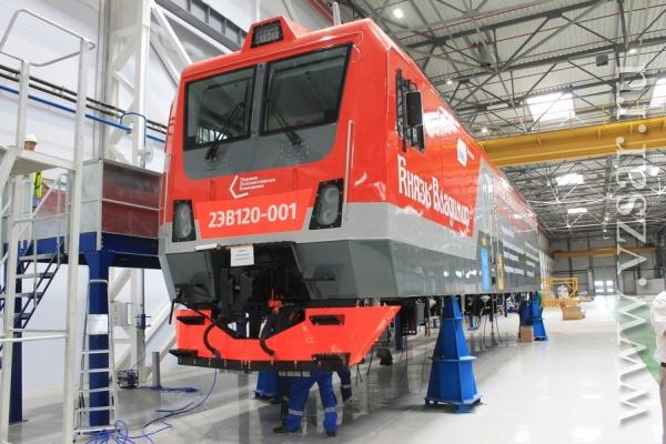 «Энгельсский локомотивный завод» намерен поставлять свою продукцию в Азербайджан - ФОТО