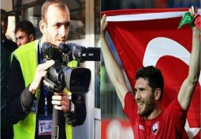 По делу об убийстве журналиста Расима Алиева арестован двоюродный брат футболиста Джавида Гусейнова - ФОТО