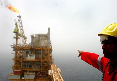Добыча газа в Азербайджане незначительно сократилась
