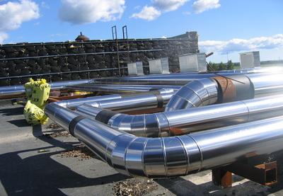 Экспорт газа по газопроводу Баку-Тбилиси-Эрзерум возобновлен - BP