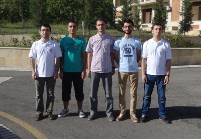 Молодые азербайджанские гении научат школьников готовиться к олимпиадам – ФОТО