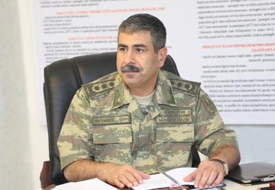 Закир Гасанов: У нас есть все возможности для разгрома противника - ВИДЕО