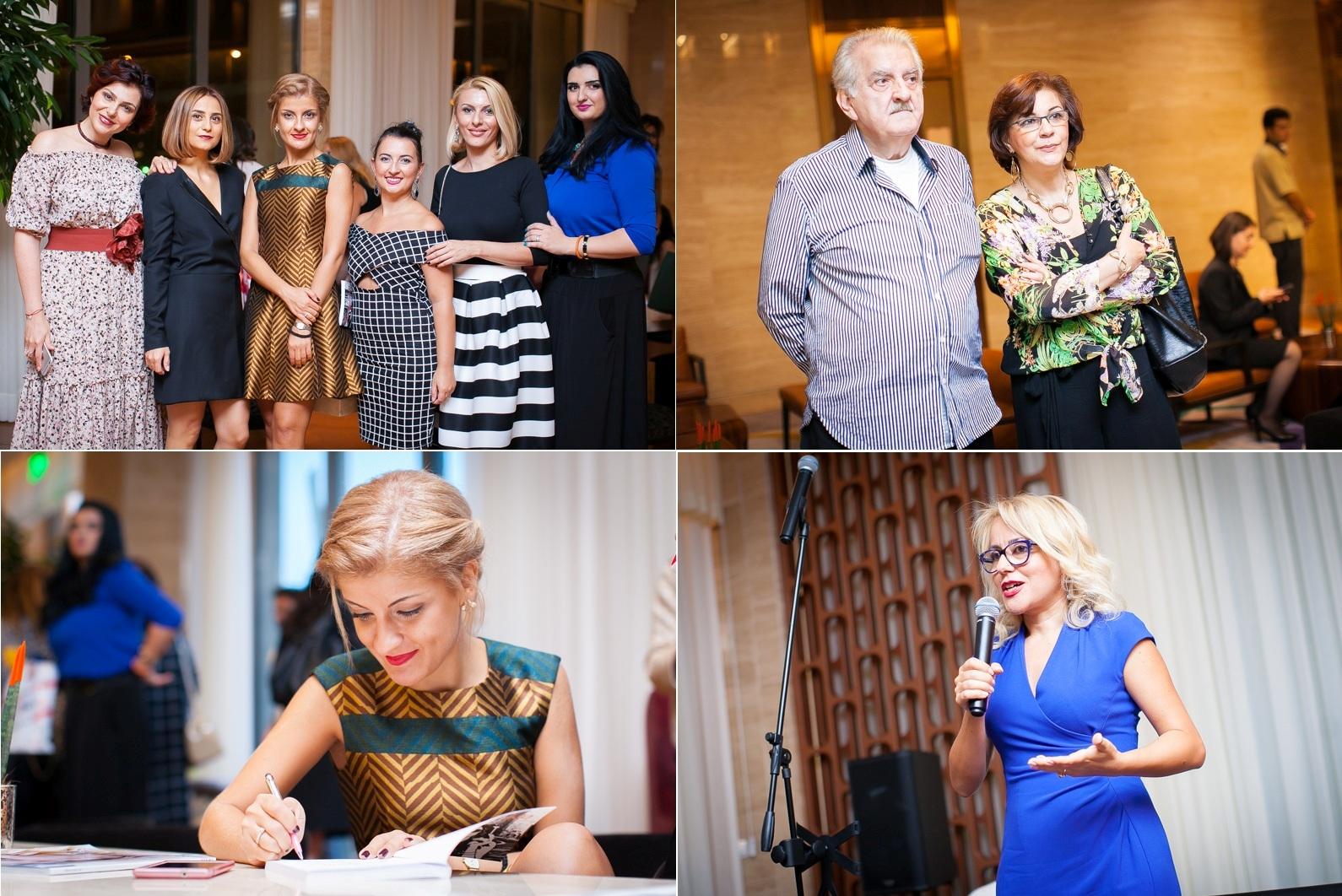 В Баку прошла презентация книги «Я-дрянь» писательницы Нателлы Османлы – ФОТО