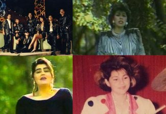 Лихие 90-е в азербайджанском шоу-бизнесе – ФОТО – ВИДЕО