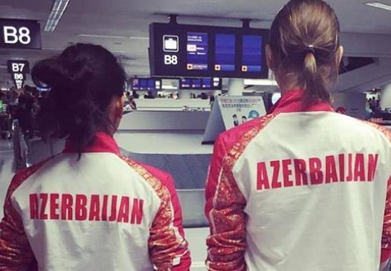 Азербайджанские гимнастки выступят на клубном чемпионате мира в Японии