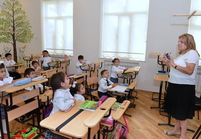 В Баку прошел очередной медиатур в рамках проекта «Здоровое образование – здоровая нация» - ФОТО