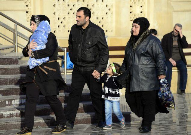 День Ашура в Баку