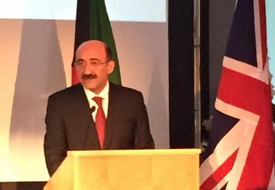 Министр культуры и туризма Азербайджана принимает участие в конференции в Лондоне – ФОТО