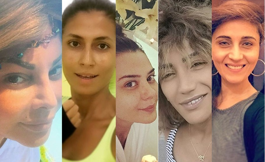 Картинки самиры без макияжа