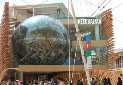 «Экспо-2015» в Милане – очередной успех Азербайджана на мировой арене - ФОТО
