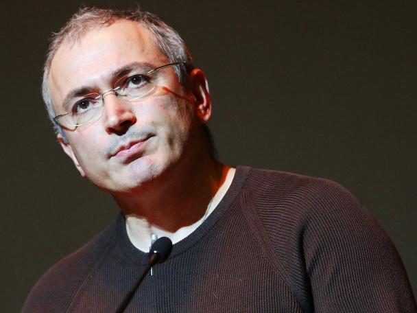 М.Ходорковского обвинили впричастности к5 убийствам