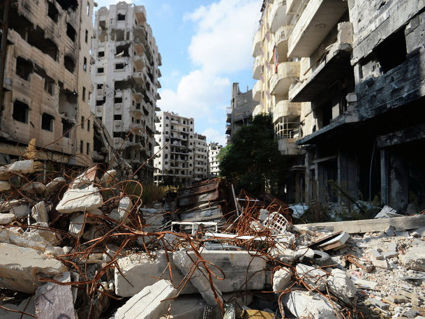 Неменее 10 человек погибли в итоге теракта всирийском городе Хомс
