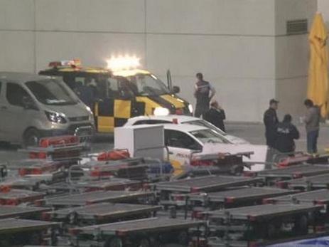 Взрыв прогремел натерритории аэропорта Стамбула
