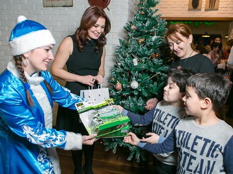 В преддверии Нового года  Active Mom's Club организовал интересный праздник - ФОТО - ВИДЕО