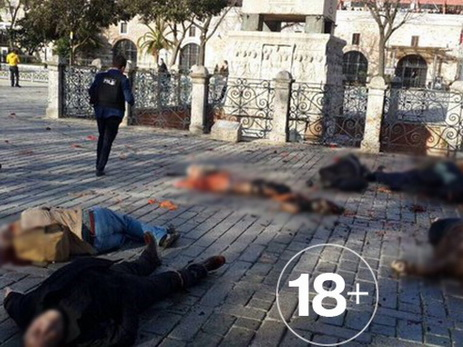 МИД Узбекистана: Граждан Узбекистана среди жертв теракта в Стамбуле нет