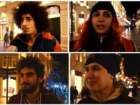 Опрос на улицах Баку: «Как бы вы поступили, если бы ваш ребенок признался вам, что он гей или лесбиянка?» – ВИДЕО