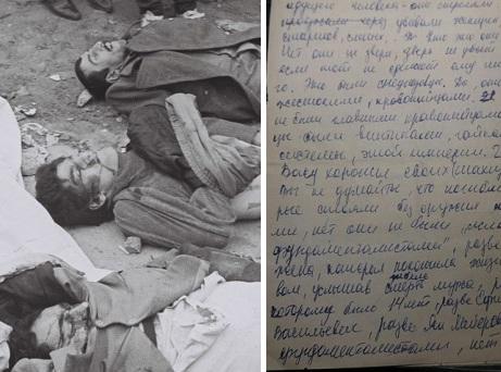 Запись из дневника еврейского мальчика о событиях 20 января: «На небе было очень много звезд, но и они ничего не смогли нам подсказать...»