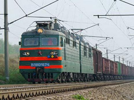 Второй контейнерный поезд прибыл с Украины в Азербайджан по маршруту в обход России