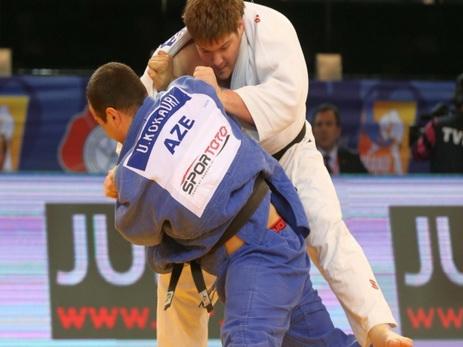 Азербайджанский дзюдоист выиграл золото на Кубке Европы в Австрии