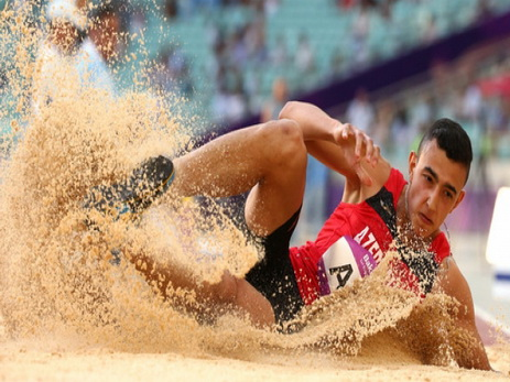 Азербайджанский легкоатлет занял 8-е место на чемпионате мира в США