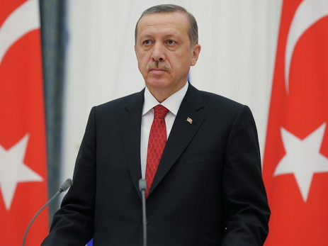 Реджеп Тайип Эрдоган направил письмо участникам II Бакинского саммита мировых религиозных лидеров