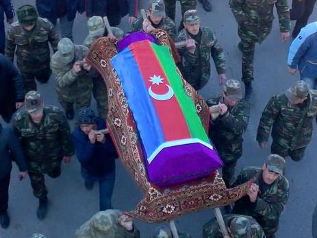 Найдено тело азербайджанского военнослужащего, погибшего под лавиной