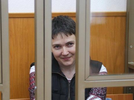 Генконсул Украины встретился сНадеждой Савченко вСИЗО