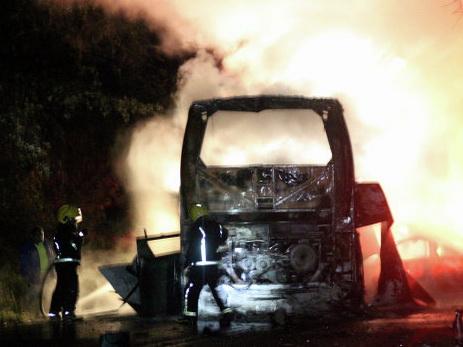 МинздравРА: состояние пострадавших впроцессе взрыва автобуса вЕреване стабильное