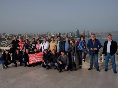«Большой праздник» провел в Баку международный пиротехнический саммит