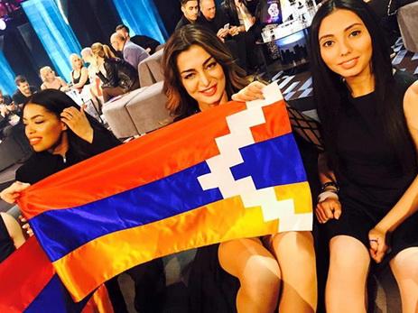 Армянская делегация совершила провокацию на «Евровидении 2016» - ФОТО – ВИДЕО