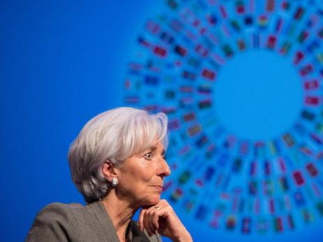 Глава МВФ забеспокоилась насчет спасения Украины