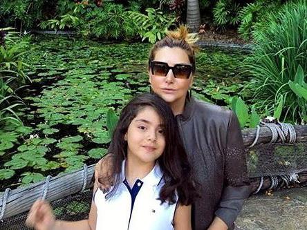 Зульфия Ханбабаева с дочерью Дениз отдыхает во Флориде – ФОТО