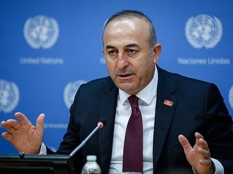 УсловияЕС для Анкары являются поддержкой терроризма— руководитель МИД Турции