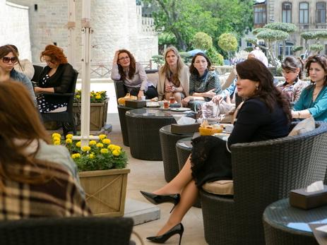 В Сообщество мам «Active Mom's Club» состоялся традиционный завтрак мам